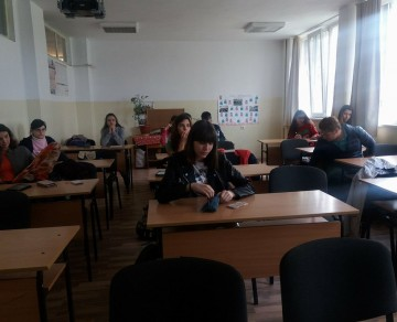 """Литературен конкурс в ЕГ """"Пловдив"""""""